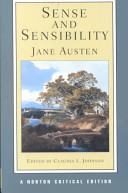 Sense and sensibility : authoritative text, contexts, criticism