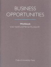 Business opportunities : workbook